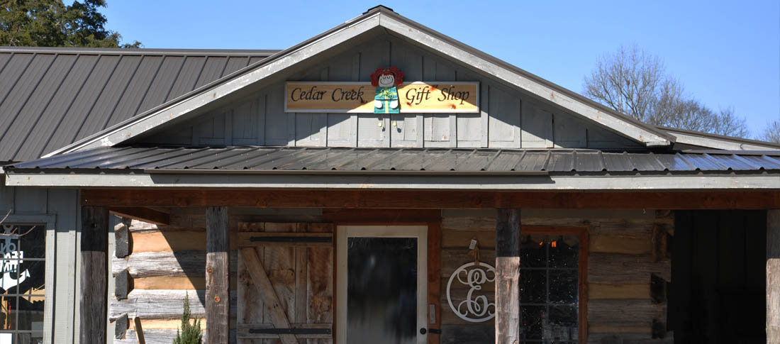 Cedar Creek Gift Shop